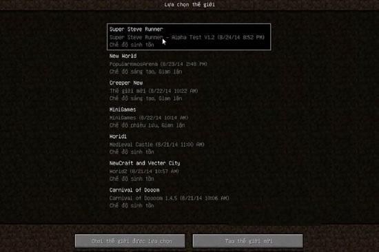 Minecraft-maps