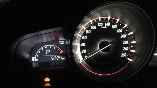 Đèn báo Check engine Mazda3