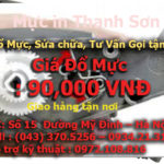 do muc nguyen co thach