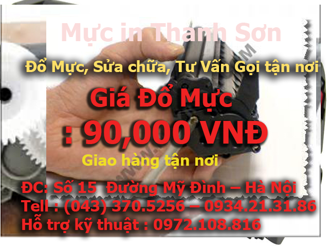 do muc nguyen co thach my dinh