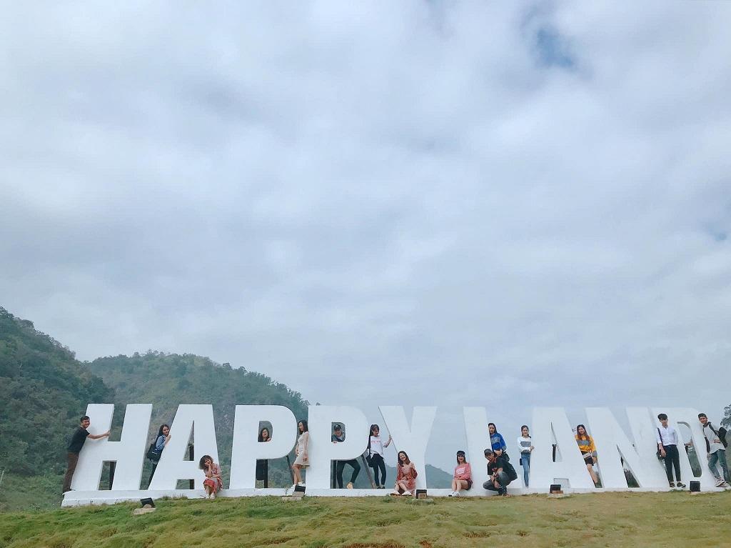 Happyland -Miền đất hạnh phúc