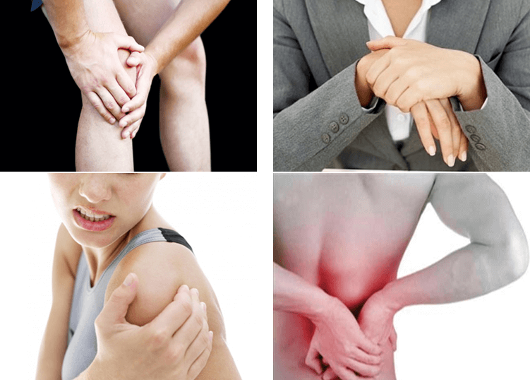 Đau nhức xương khớp khiến người bệnh khó đi lại, di chuyển