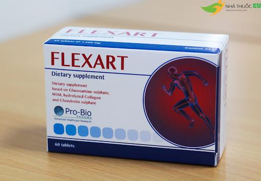 Flexart - Thuốc bổ xương khớp tốt nhất an toàn nhất hiện nay
